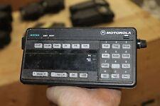 Motorola Astro Spectra Control Head Face Plate Systems 9000