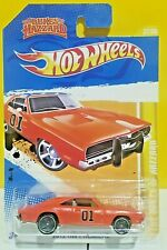 mexican CUSTOM HOT WHEELS THE DUKES OF HAZZARD GENERAL LEE 69 DODGE CHARGER 500
