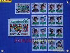 Panini★WM 1986 WorldCup WC 86★Team Irak Komplett-Satz / Iraq complete set