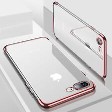 Luxury Ultra Slim Shockproof Bumper Case Cover for Apple iPhone X 8 7 6S Plus
