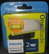 New 2-Pack Philips Norelco Replacement Blades QP220/80