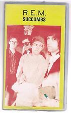 R.E.M. SUCCUMBS  VHS NUOVA SIGILLATA!!!