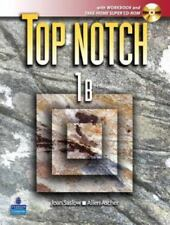 Top Notch 1 with Super CD-ROM Split B (Units 6-10) with Workbook and Super CD-