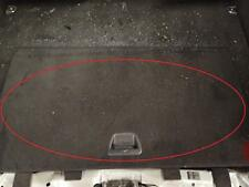 06 07 08 09 Range Rover Sport: Rear Floor Cargo Cover; Black Tcl, Carpeted