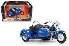 Modellini statici di moto e quad sidecar Maisto
