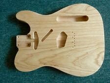 For sale,new 2 piece Centre join, Swamp ash TL T*le  electric guitar body,sealed