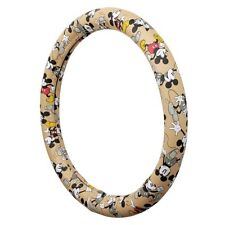 NAPOLEX WD-246 Disney Mickey Mouse Car Handle Steering Wheel Cover
