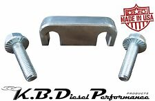 KBDP 6.6l Duramax Fuel Filter Head / Base Spacer Chevy GMC 2001-16 - CAT Adapter