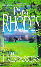 The Trespassers, By Rhodes, Pam,in Used but Acceptable condition