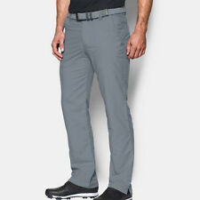 UNDER ARMOUR GOLF MATCH PLAY PANTS SIZE: W34 / L30 STEEL JORDAN SPIETH NEW 18239