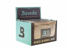 Boveda 75% RH 2-way Humidity Control, Large 60 gram size, 12-pack