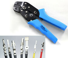 18-28 AWG 0.25 0.5 1.0mm² Cables Pliers Crimping tool for non-insulated terminal