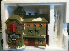 "Dept 56 New England Series ""Mc Grebe Cutters & Sleighs"" Heritage Village #5640-5"