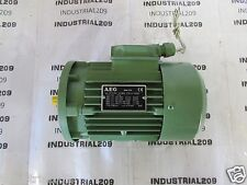 AEG MOTOR TYPE AM71ZAA2 0.44 KW  480 V NEW