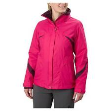 Columbia Women Snowbird Ski Jacket Winter Coat 3in1 Medium M