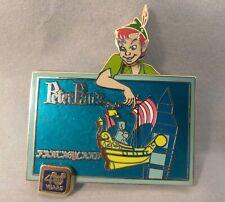 Peter Pan's Flight 40th Anniversary of Walt Disney World Pin