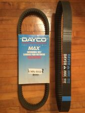 NEW Dayco Max LMX 1112 Snowmobile Drive Belt FITS Arctic Cat Jag Polaris 3211044