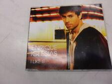 CD    Enrique Iglesias - I Like It (2-Track)