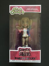 DC Suicide Squad Harley Quinn Funko Rock Candy Figure - New