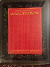 Aural Training By Vernon Kliewer Ear Training Music