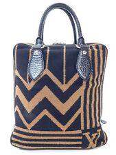 RARE Louis Vuitton Vail Cabas Blanket Bag Briefcase Tote Suitcase Travel 7600
