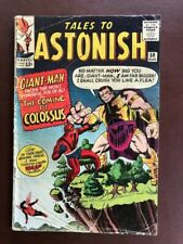 """Tales to Astonish #58, 1964, """"Good+"""" condition"""