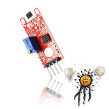 ESP8266 Arduino KY-024 Magnetic Switch Hall Speed analog digital 3.3-5V Sensor