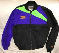 MENS XL VTG 90s Team Arctic Wear Arctic Cat Racing Full Zip Snowmobile Jacket