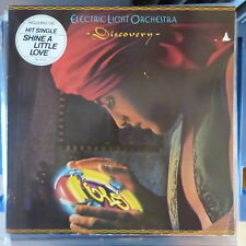 ELECTRIC LIGHT ORCHESTRA LP DISCOVERY 1979 EUROPE VG++/VG+ OIS INSERT