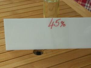 PLEXIGLAS Acrylglas 45% Milchglas D 2 3 4 5mm Zuschnitt Platte Lä 1500mm