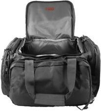 Osage River Tactical Shooting Gun Range Bag, Black , Standard (18 X 13 X 10)
