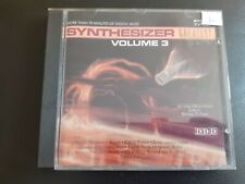 Synthesizer Greatest Volume 3 - Arcade TV-CD 16 Toppers, Bilitis, China, Dune 30