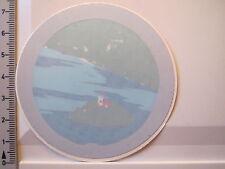 Aufkleber Sticker von Innen Leuchtturm Meer Insel - Decal Autocollant (4002)