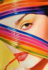 David Lachapelle Limited Edition Photo Print 35x50cm Five Flavors, 1994 Portrait