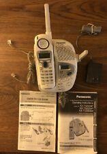 Panasonic KX-TG2224W 2.4 GHZ DIGITAL ANSWERING SYSTEM
