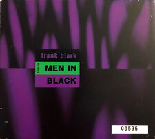 Frank Black ‎Maxi CD Men In Black - Numbered, Digipak - England (VG/VG)