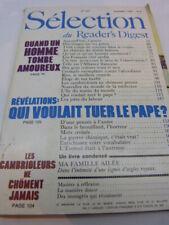 selection du reader's digest , N°427, SEPTEMBRE  1982 (cai104)