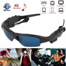 Wireless Bluetooth Sunglasses Polarized Stereo Headset Headphone MP3 Player OL