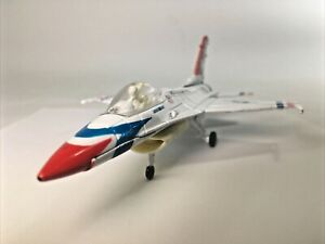 F-16 Fighting Falcon 1/72 Scale Model United States Air Force Thunderbirds 76357