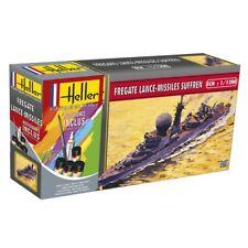 Heller 1/1200 Fregate Lance-missiles Suffren Ensemble Cadeau #49033