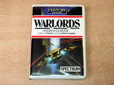 Sinclair ZX Spectrum - Warlords by Century Software