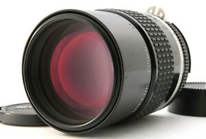 """Near Mint"" Nikon Nikkor Ai-s 135mm f/2.8 Ais Prime MF Zoom Lens from Japan #08"