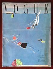 Vogue Magazine ~ June 1, 1932 ~ Zeilinger