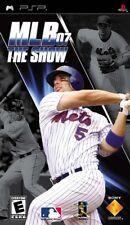 MLB 2007 PSP New Sony PSP