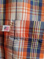 VTG Mens Polo Ralph Lauren Polo Jeans Co Plaid Med Long Sleeve Button Up Shirt