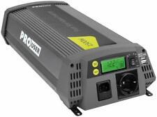 PRO-USER Spannungswandler PSI1500 mit Reine Sinuswelle und Solar Schnittstelle