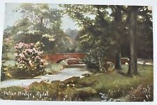 Collectable Old Post Card - Pelter Bridge, Rydal