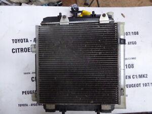 Peugeot 107/ Citroen c1 Air Con Radiator 2012