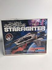 VINTAGE ANTIQUE Monogram 1979 Buck Rogers StarFighter #6030-STILL FACTORY SEALED