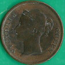 BRITISH EAST INDIA.1845.1 Cent.
